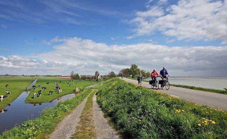 Fietsen West-Friesland