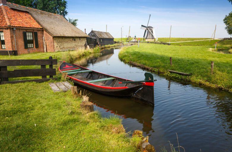 Wandelen West-Friesland